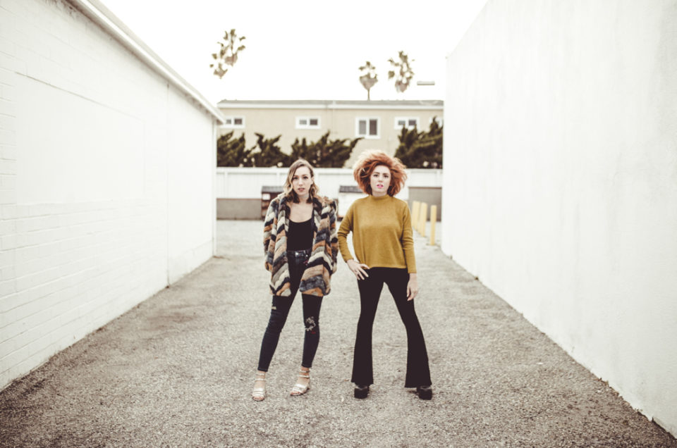70s Style with Addi and Kate